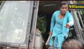 बालाजी विहार – विरोध के बावजूद चला निगम का बुलडोजर, काम न आई महिलाओं की मोर्चाबंदी
