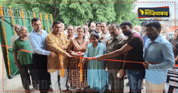 स्वच्छ रहे भारत स्वस्थ रहें हम, गुलमोहर एन्क्लेव वासियों को महापौर आशा शर्मा का संदेश