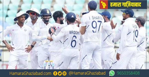 आईसीसी टेस्ट चैंपियनशिप में 100% नंबर लाने वाली पहली टीम बनी 'विराट ब्रिगेड'