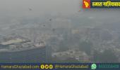 दिल्ली में ऑड-ईवन के बाद भी सांस लेना जानलेवा, एक्यूआई 700 के पार