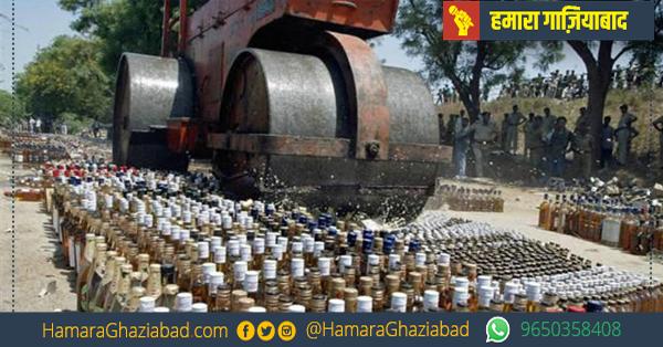 ज़ब्त की गई शराब नष्ट करने की जगह 25% छूट के साथ बेचेगी दिल्ली सरकार