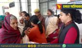 सर्दी बढ़ी तो एसडीएम मोदीनगर सौम्या पाण्डेय ने तहसील में बांटें कंबल