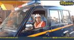ट्रैफिक जाम की शिकायत करने पहुंचा पुलिस के पास, एसएसपी ने बना दिया 2 घंटे का सीओ ट्रैफिक