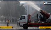 जीडीए ने प्रवर्तन प्रभारियों को सौंपी एंटी स्मॉग गन लगवाने की ज़िम्मेदारी