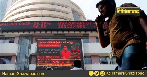 दुनिया भर के शेयर बाज़ारों में हाहाकार जारी, सेंसेक्स भी खुला 1564 अंकों की गिरावट के साथ