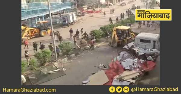 शाहीन बाग और जाफराबाद से हटाए गए प्रदर्शनकारी, दिल्ली पुलिस की बड़ी कार्यवाही