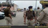 अकारण बाहर घूमने वालों पर सख्त हुई गाज़ियाबाद पुलिस, पकड़ कर क्वारंटाइन सेंटरों पर भेजने के दिए आदेश