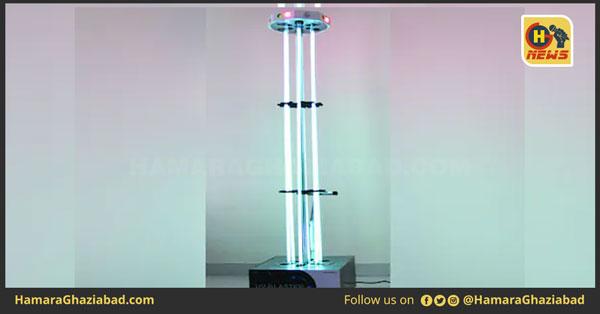 DRDO के वैज्ञानिकों ने बनाया खास उपकरण, 10 मिनिट में कमरे को कर देगा वायरस मुक्त