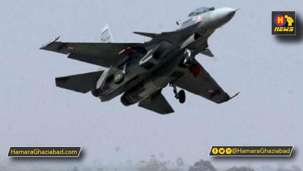 भारतीय वायुसेना ने खदेड़ा चीनी सेना का हैलीकाप्टर,  घुस गया था लद्दाख की सीमा में