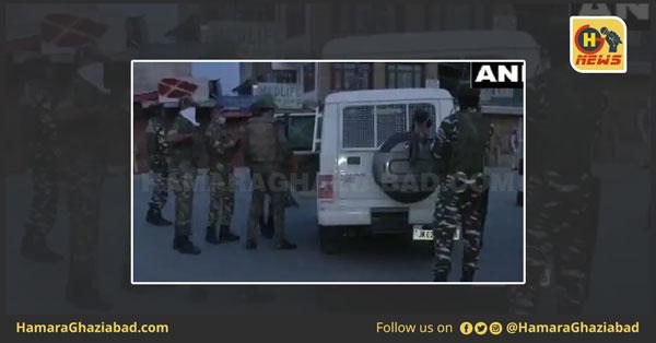 श्रीनगर के नवाकदल इलाके में हिज्बुल मुजाहिद्दीन का आतंकवादी ढेर, मुठभेड़ जारी