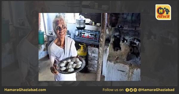 ₹1 में इडली बेच रही हैं तमिलनाडु की ये अम्मा, ताकि कोई भूखा न रहे