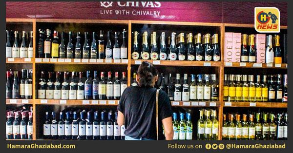 योगी सरकार का नया फरमान – शॉपिंग मॉल्स में भी मिलेगी विदेशी शराब, चुकानी होगी ज्यादा कीमत