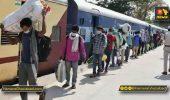 अब तीन जगह रुकेंगी श्रमिक स्पेशल ट्रेन, यात्रियों की संख्या भी बढ़कर हुई 1,700