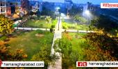 """स्थानीय लोगों के संगठन """"पार्क परिवार"""" ने अपने पार्क को किया हरा-भरा …. स्वर्णजयंती पुरम"""