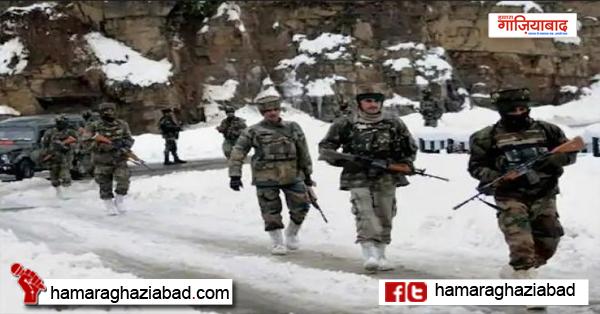 लद्दाख में भारत-चीन के सैनिकों के बीच फिर झड़प, चीनी सैनिकों ने की घुसपैठ की कोशिश