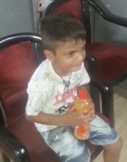 मुरादाबाद से अपहरण कर बच्चे को बस में छोड़ भागे बदमाश
