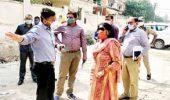 नाले की जमीन पर बने मकान को तोड़ने के दिये आदेश  – नगर आयुक्त गाजियाबाद