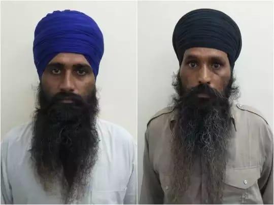 दिल्ली: मुठभेड़ के बाद बब्बर खालसा के दो आतंकी गिरफ्तार – कई बड़े नेता थे निशाने पर