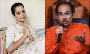 वकील ने लगाया CM उद्धव ठाकरे की मानहानि करने का आरोप – कंगना के खिलाफ मुंबई में शिकायत दर्ज