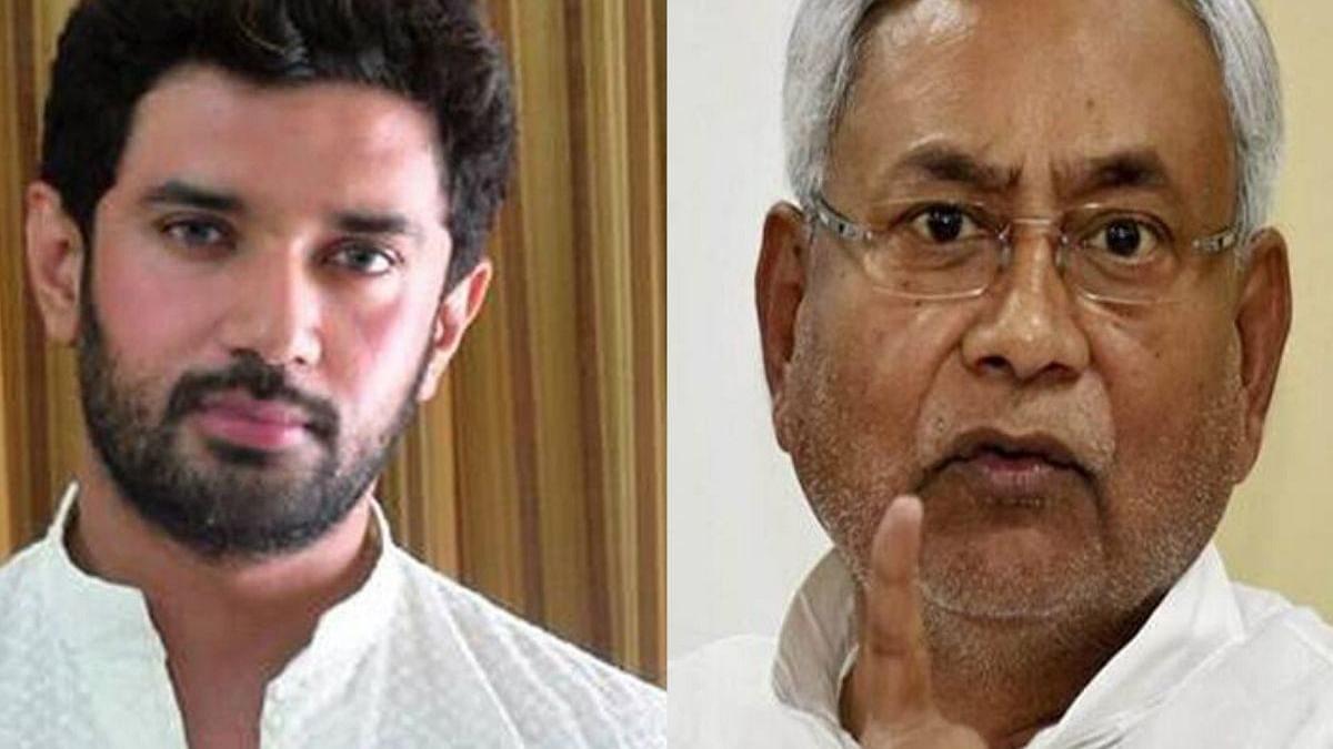 बिहार चुनाव: NDA में पड़ी दरार, LJP में उठी नीतीश कुमार के नेतृत्व में चुनाव न लड़ने की मांग