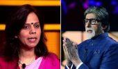 """""""कौन बनेगा करोड़पति"""" में गाज़ियाबाद की छवि कुमार ने जीते 50 लाख रुपये,"""