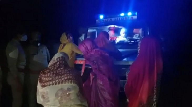 घटना के बाद का वीडियो आया सामने, चार लोगों के मौजूद होने के सबूत