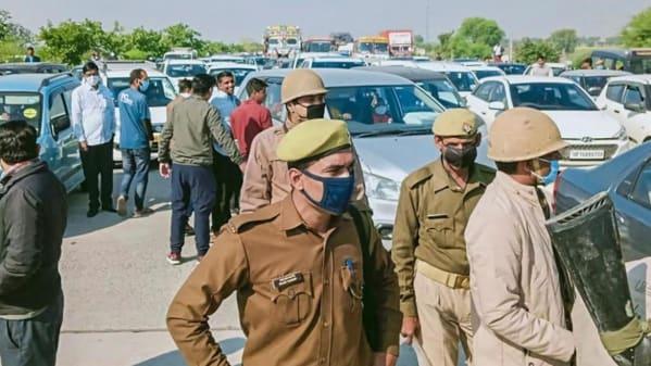 किसान आंदोलन: जानिए दिल्ली-एनसीआर के कौन से रास्ते हैं बंद और कहां हुआ डायवर्जन