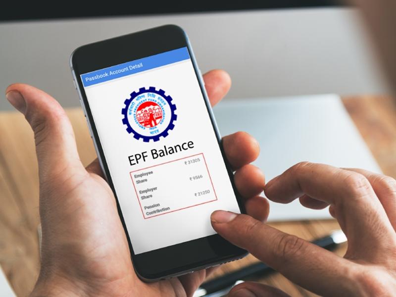 EPF बैलेंस करना चाहते हैं चेक तो अपनाएं ये बेहद आसान 4 तरीके,  कुछ ही सेकेंड्स में मिल जाएगी जानकारी