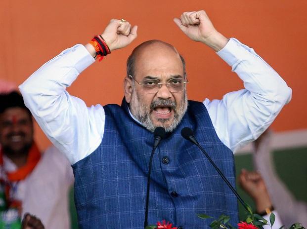 हैदराबाद निकाय चुनाव-ओवैसी के गढ़ में आज गृहमंत्री अमित शाह की हुंकार, BJP ने पूरी ताकत झोंकी