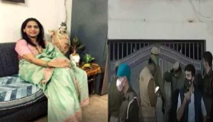 आगरा: घर में घुसकर महिला डॉक्टर की बेरहमी से हत्या, दोनों बच्चे घायल, मुठभेड़ में आरोपी गिरफ्तार