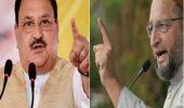 Hyderabad Municipal Election Result LIVE : ओवैसी के गढ़ में उलटफेर के आसार, भाजपा और AIMIM में कांटे की टक्कर