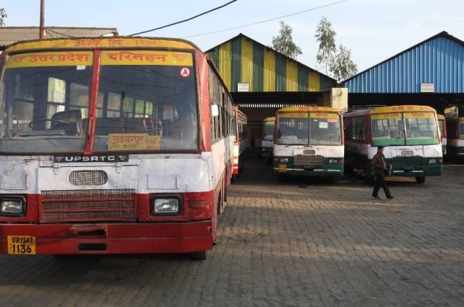 गाजियाबाद,साढ़े 14 करोड़ से ई-बस डिपो बनाने का कार्य शुरू, 31 मार्च तक होगा पूरा