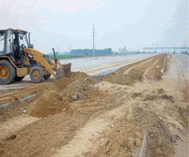 पांचवें चरण में हापुड़ रोड से जुड़ेगा दिल्ली-मेरठ एक्सप्रेसवे, प्रारंभिक कार्य आरंभ