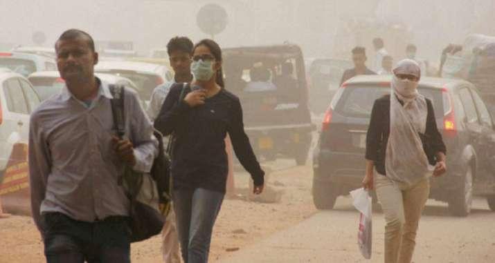 WHO के नए मानकों में पूरा भारत प्रदूषित, दिल्ली में हर साल 57 हजार लोगों की मौत