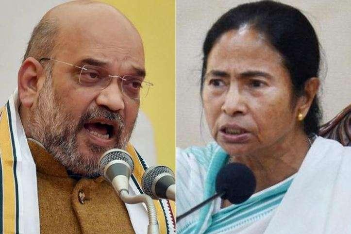 बंगाल की CM ममता बनर्जी ने अमित शाह पर किया पलटवार, कहा- चीटिंगबाज पार्टी है BJP