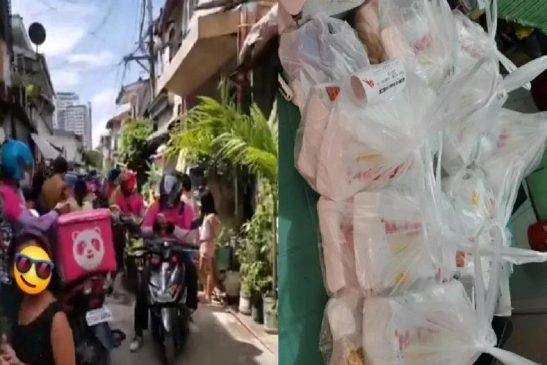 हद हो गई! एक लड़की ने दिया खाने का ऑनलाइन ऑर्डर, 42 डिलीवरी ब्वॉय लेकर पहुंचे पैकेट