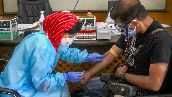 गाजियाबाद,तीन चरणों में होगा कोरोना से बचाव के लिए टीकाकरण