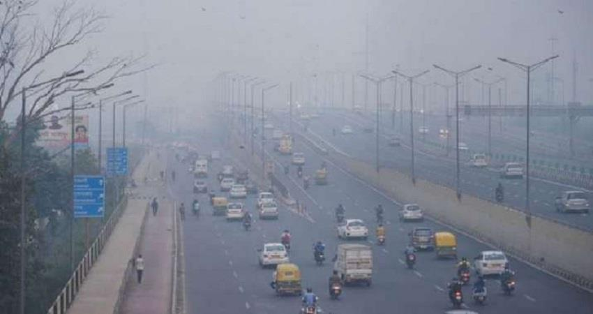 नोएडा, गाजियाबाद और फरीदाबाद में दो दिन बाद वायु गुणवत्ता 'गंभीर' श्रेणी में पहुंची