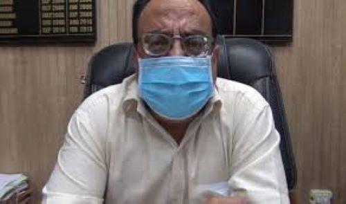 गाजियाबाद, एंटीजन रिपोर्ट निगेटिव, आरटीपीसीआर में संक्रमण की पुष्टि