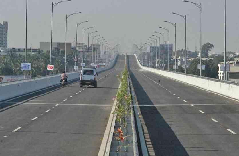 गाजियाबाद,सुबह 6:00 बजे तक एलिवेटेड रोड रहेगा बंद-एसपी ट्रैफिक रामानंद कुशवाहा