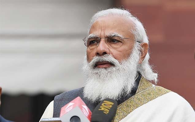 बजट सत्र: पीएम मोदी की विपक्ष से सहयोग की अपील, कहा- सरकार हर मुद्दे पर बात करने को तैयार