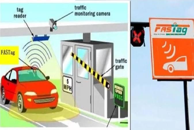 NCR,आज से आरएफआईडी टैग बिना वाणिज्यिक वाहनों को नहीं मिलेगा दिल्ली में प्रवेश