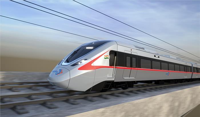यूरोपियन ट्रेन कंट्रोल सिस्टम से लैस होगा दिल्ली-गाजियाबाद-मेरठ रैपिड रेल कॉरिडोर