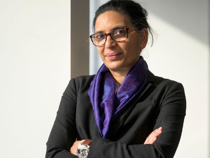 NASA की कमान भारतवंशी को:भारतीय मूल की भव्या लाल US स्पेस एजेंसी की कार्यकारी प्रमुख बनीं