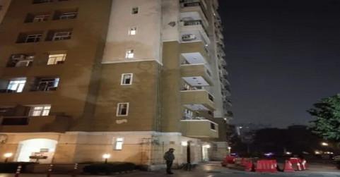 गाजियाबाद,12वीं मंजिल से गिरकर छात्रा की मौत, शुरुआती जांच में पुलिस को मिली अहम जानकारी