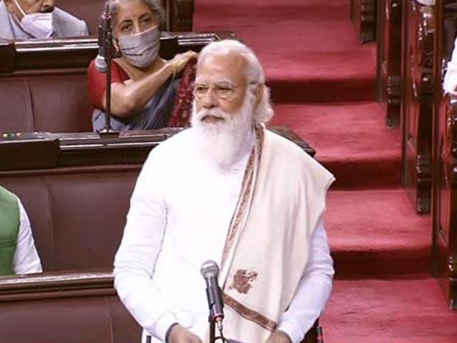 'हमें दुनिया से सीखने की जरूरत नहीं, भारत मदर ऑफ डेमोक्रेसी' : संसद में ये 5 बड़ी बातें बोले PM मोदी