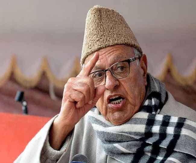 जम्मू-कश्मीर में भाजपा के मुख्यमंत्री बनाने के संकल्प से बेचैन डॉ फारूक बोले- मैं देखता हूं कि यह कैसे हुकूमत बनाएंगे