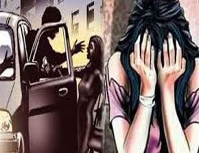चलती कार में मेरठ की महिला से सामूहिक दुष्कर्म, 13 घंटे बंधक बना घुमाते रहे 4 आरोपी; गाजियाबाद में फेंका