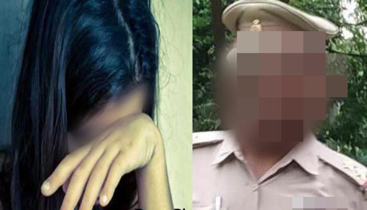 UP: लॉकडाउन में मास्क चैकिंग के दौरान दरोगा ने लिया लड़की का नंबर, भेजने लगा अश्लील मैसेज