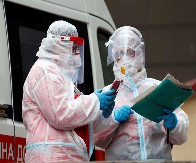 COVID-19 in UP: उत्तर प्रदेश में बेहद खतरनाक हो रही स्थिति, बीते 24 घंटे में 5928 नए संक्रमित